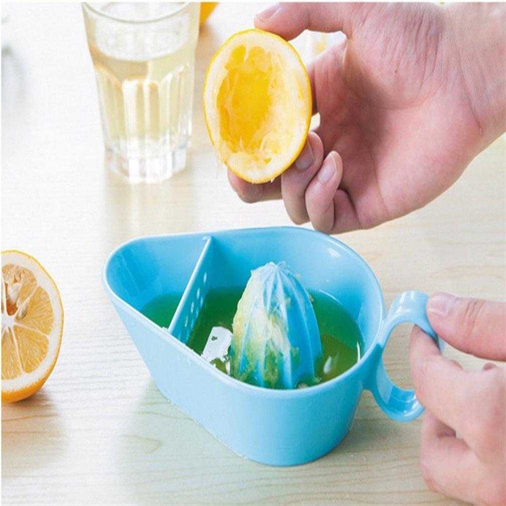 UNKE Silicone Manual Citrus Squeezer