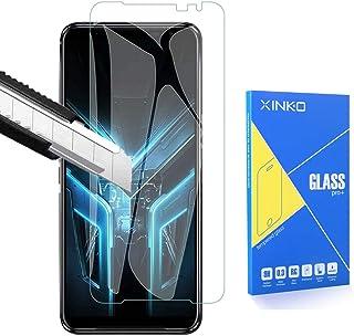 واقي شاشة من زينكوي لهواتف اسوس روج 3 - علبة من قطعتين