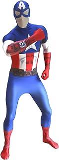 comprar comparacion Morphsuits - Disfraz de morphsuits capitán adultos, talla L (MLZCAL) , color/modelo surtido