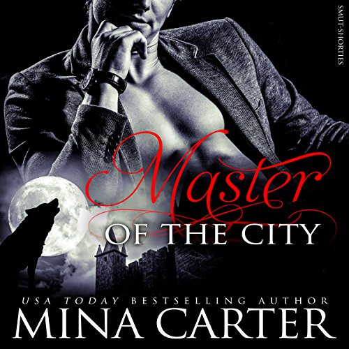 Master of the City audiobook cover art