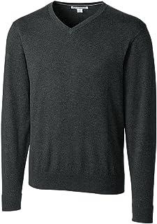 & Buck Men's Machine Washable Lakemont V-Neck Sweater
