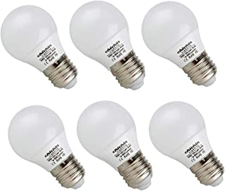 ChiChinLighting 12volt LED Light Bulbs Standard E26 Base Low Voltage for 12v AC DC Systems RV, Trailers, Off Grid, Cabin Solar Systems - Cool White 6000k Color (6 Pack)