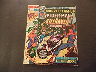 2 Iss Marvel Team-Up #44-45 Apr-May 1976 Bronze Age Marvel Comics