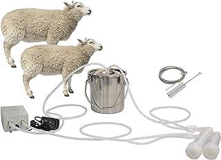 Electric Pulsation Milking Machine, Milking Machine Goat Milking Supplies, Pulsation Vacuum Electric Milking Machine, Auto...