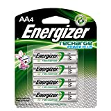 Energizer Rechargeable AA Batteries, NiMH,...