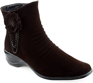 Shuz Touch Brown Boot