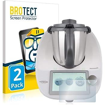 BROTECT Protector Pantalla Cristal Compatible con Vorwerk ...