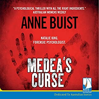 Medea's Curse                   By:                                                                                                                                 Anne Buist                               Narrated by:                                                                                                                                 Rebecca De Unamuno                      Length: 9 hrs and 25 mins     7 ratings     Overall 3.7