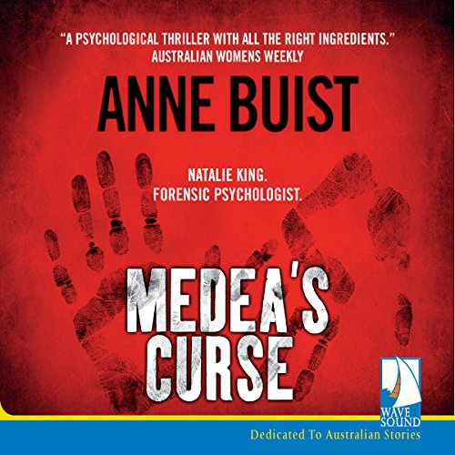 Medea's Curse audiobook cover art