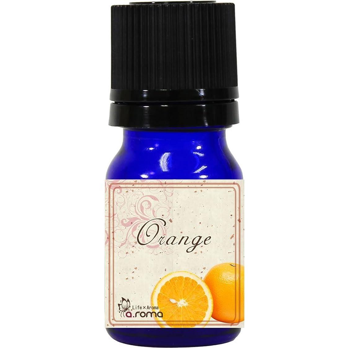 歴史的新しい意味アカデミックオレンジ 3ml 100% エッセンシャルオイル アロマオイル