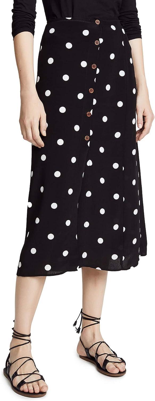 Free People Women's Retro Love Midi Skirt