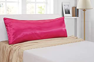 hot pink body pillow