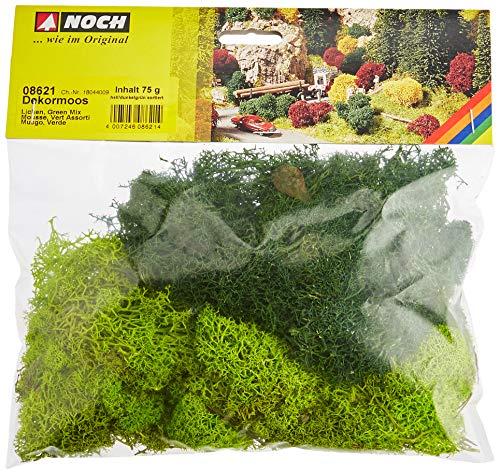 Sacchetto lichene Verde misto XL 75 gr, Modelli/Colori Assortiti, 1 Pezzo