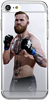 iPhone 7/8 Case Irish Kickboxer Gold King Protective TPU Soft Silicone Ultra Thin Cover (01)