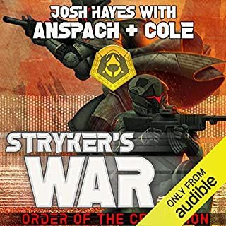 Stryker's War cover art