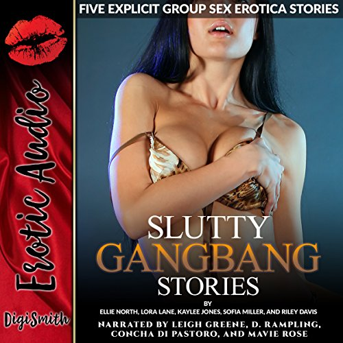 Slutty Gangbang Stories cover art
