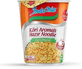 Indomie Bardak Körili Noodle 60Gr Koli 24'lü