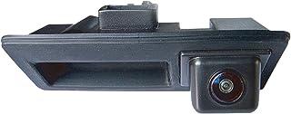 ファクトリーダイレクト バックカメラ RC-AUTRA07 Q3 8U 2012以降 AUDI アウディ 車種別設計 CCD バックカメラ キット トランクノブ交換タイプ