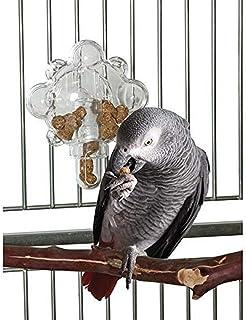 Featherland Paradise Foraging Food Tumbler Bird Toy,