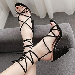 Wedding Shoes, Evening Dress Shoes, Nightclub Shoes, Pumps (Color : Black, Size : 38)