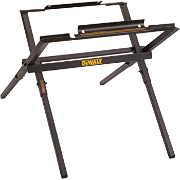 DEWALT Table Saw Stand for Jobsite, 10-Inch (DW7451)