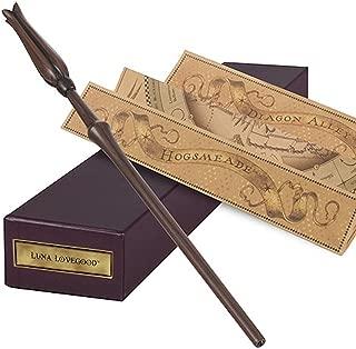 Luna Lovegood Wand Ollivanders Interactive Wand Wizarding World of Harry Potter