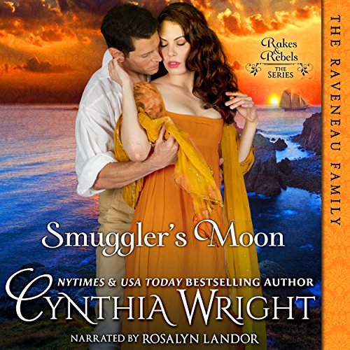 Smuggler's Moon audiobook cover art