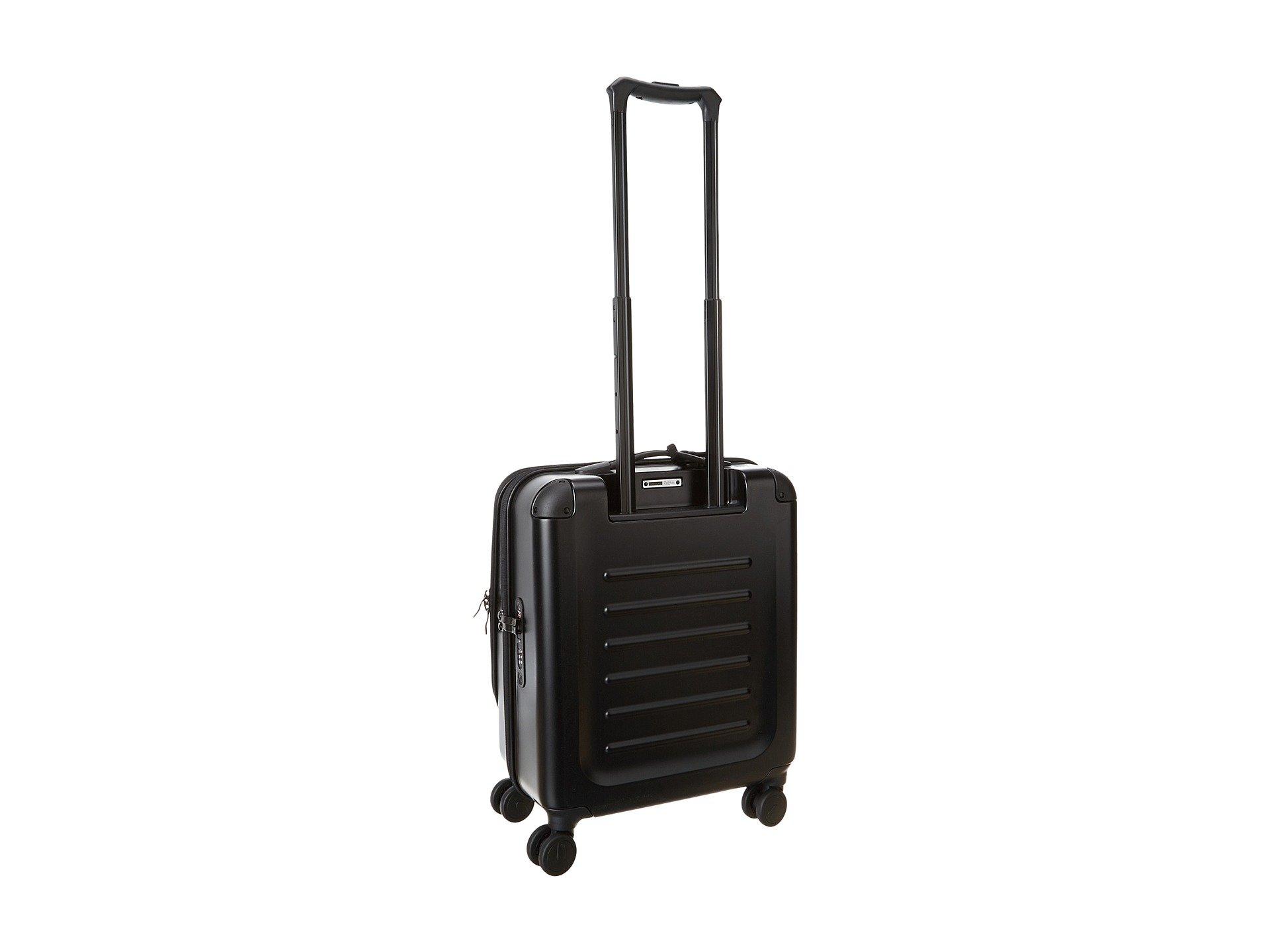 Victorinox Dual Black Extra access On Spectra™ Carry Capacity aqCazxfw