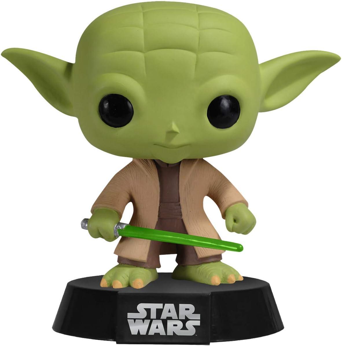 Figura Pop Vinyl Yoda Star Wars