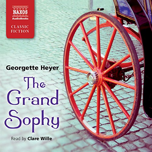 The Grand Sophy cover art