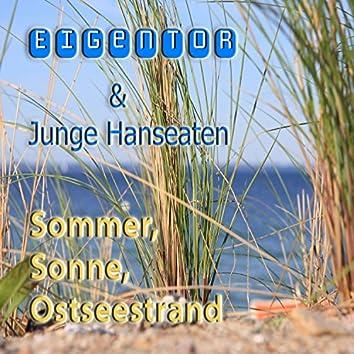 Sommer, Sonne, Ostseestrand