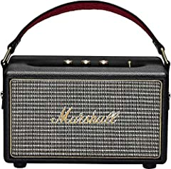 Unrestrained and portable active stereo speaker Free from the confines of wires and chords.Channel Frequency Response: 62 - 20000 Hz Maximum sound pressure level is 100 dB at 1 meter 20 hours of portable capabilities Cabinet principle: bass reflex Do...