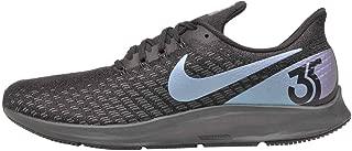 Nike Men's Air Zoom Pegasus 35, Thunder Grey/Bright Crimson