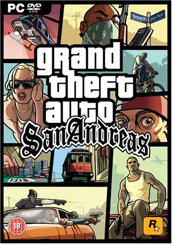 Grand Theft Auto: San Andreas(UK版) (輸入版)