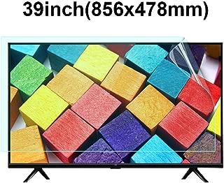 KUYUC 39 inchs TV Screen Protector, Anti Blue Light Eye Protection Screen Filter, Anti-Glare Anti-Scratch Screen Protector, Filter Film Reduce Eye Fatigue (Color : A)