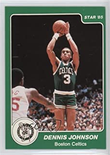 Dennis Johnson (Basketball Card) 1984-85 Star - Arena Set #4