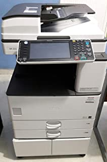 Ricoh Aficio MP 2553 A3 Monochrome Laser Multifunction Printer - 25ppm, A3/A4, Copy, Print, Scan, ARDF, Duplex, Network, 2 Trays, Stand