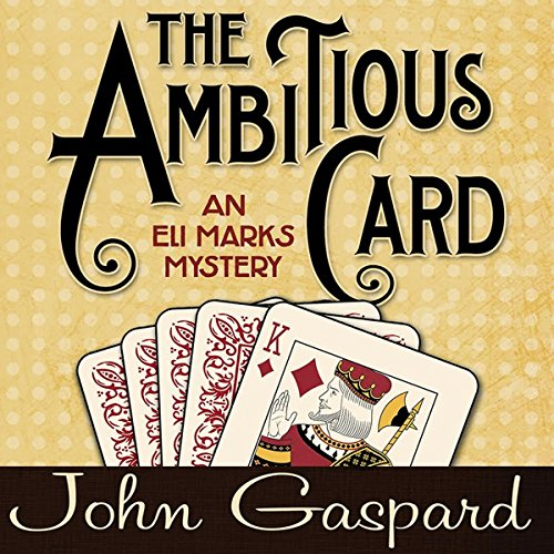 Couverture de The Ambitious Card