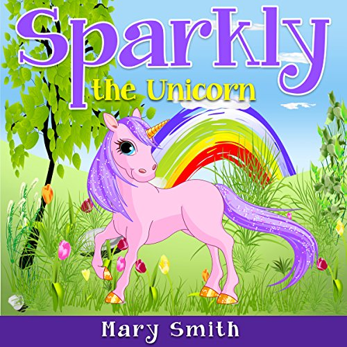 Sparkly the Unicorn cover art