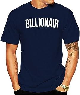 Billionair Funny Hipster Boys Mens lil Disobey Womens Swag ClubCool Casual pride men Unisex New 2021 Fashion t-shirt