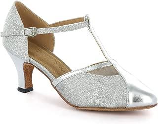 DSOL Women's Pumps Dance Shoes D362-1