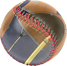 DERTYV Cartoon Foods Personalized Low Impact Safety Tee Balls Indoor Baseball or Outdoor Baseballs for League Play,Practice,Competitions,Gifts,Keepsakes,Arts and Craftsophies