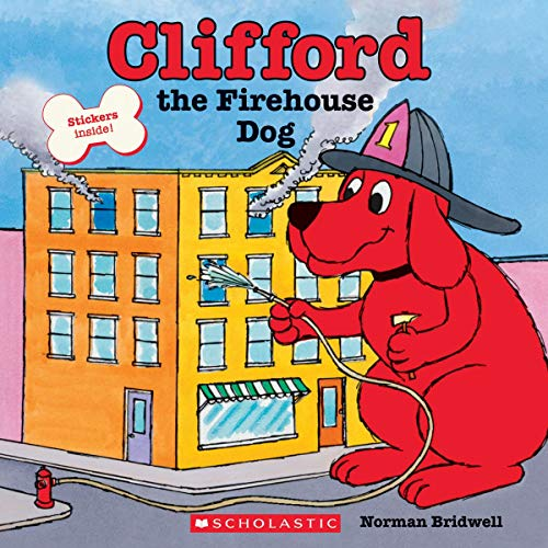 Clifford, the Firehouse Dog (Clifford, the Big Red Dog)の詳細を見る