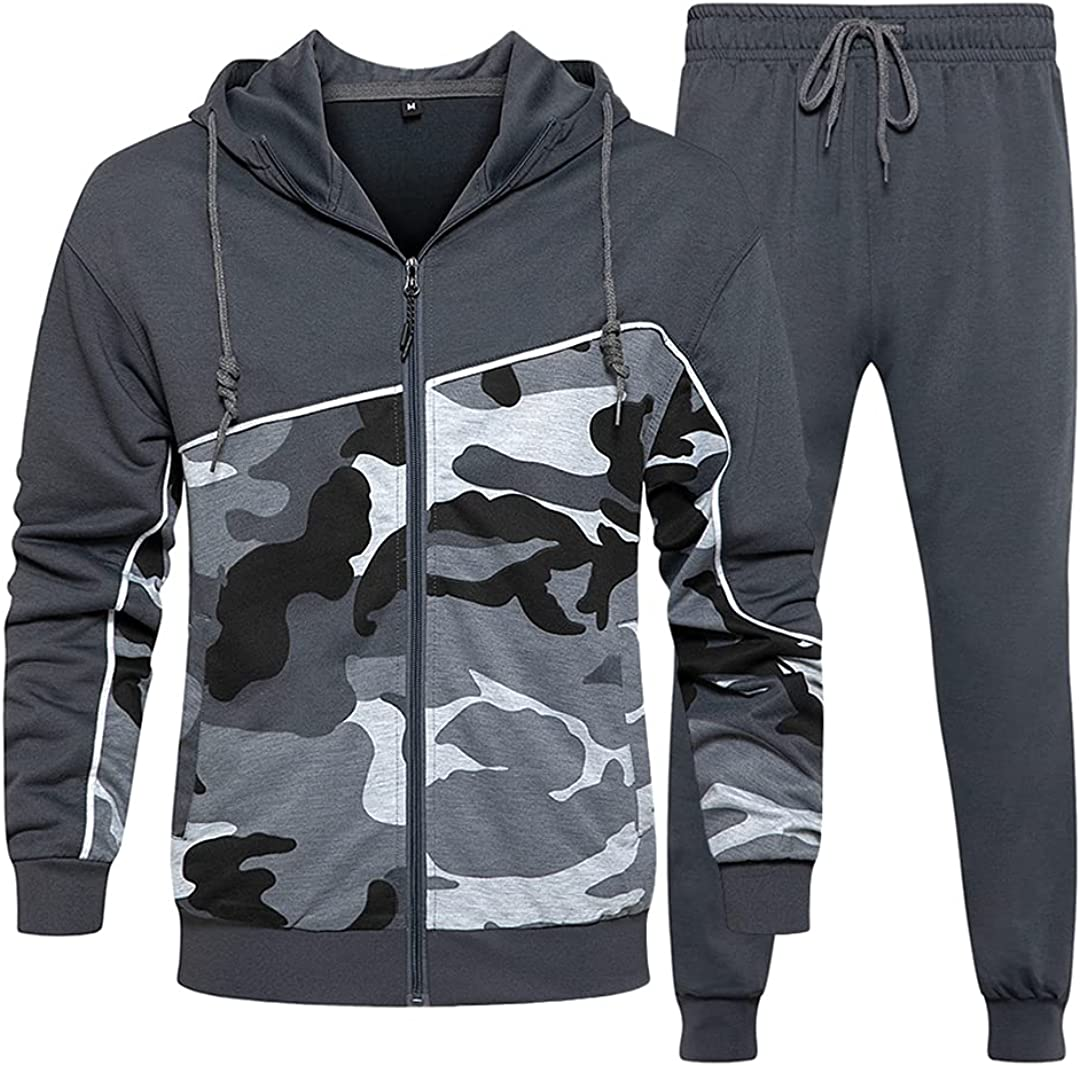 Autumn Casual Home Recommended Two-Piece Sportswear Tracksuit Department store Trendy Jogger