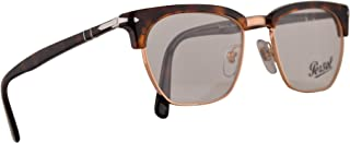 f5c93a909c3e2 Persol PO3196V Tailoring Edition Eyeglasses 53-19-145 Havana w Demo Clear  Lens