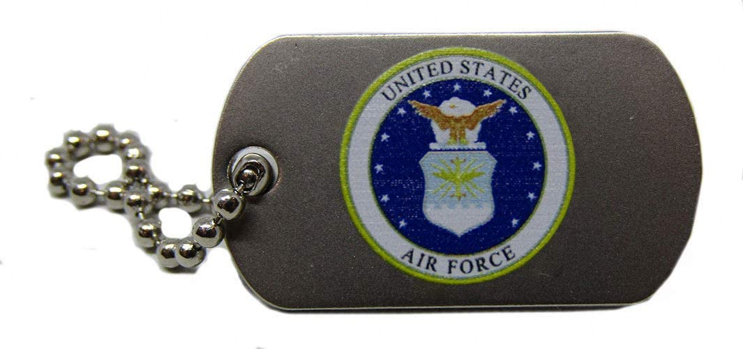 Wholesale Wholesale Pack of 12 United States Air Force Hat Cap Lapel Pin & Key Chain
