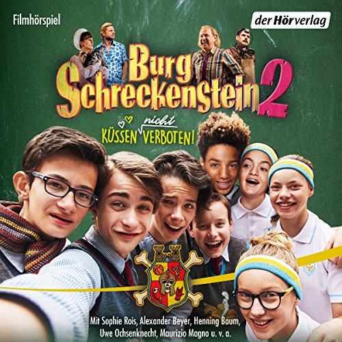 Küssen (nicht) verboten audiobook cover art