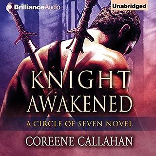 Knight Awakened audiobook cover art