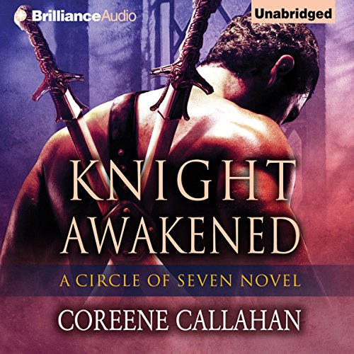 Knight Awakened audiobook cover art