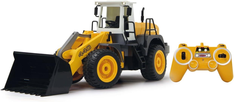 Jamara Jamara410005 1:202.4 時間指定不可 GHz Wheel Loader 440 営業 Construction Ve